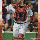 Christian Vazquez 2015 Topps #445 Boston Red Sox Baseball Card