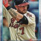 Jonny Gomes 2015 Topps Update #US387 Atlanta Braves Baseball Card