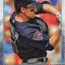 Phil Gosselin 2015 Topps #379 Atlanta Braves Baseball Card
