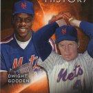 Dwight Gooden-Tom Seaver Eclipsing History #EH-5 New York Mets Baseball Card