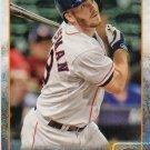 Robbie Grossman 2015 Topps #629 Houston Astros Baseball Card