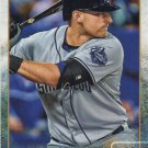 Will Middlebrooks 2015 Topps #526 San Diego Padres Baseball Card