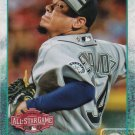 Felix Hernandez 2015 Topps Update #US123 Seattle Mariners Baseball Card