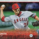 Joe Smith 2015 Topps Update #US77 Los Angeles Angels Baseball Card