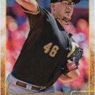 Vance Worley 2015 Topps Update #US70 Pittsburgh Pirates Baseball Card