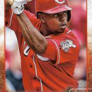 Jason Bourgeois 2015 Topps #362 Cincinnati Reds Baseball Card