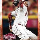 Aroldis Chapman 2015 Topps Update #US368 Cincinnati Reds Baseball Card