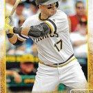 Aramis Ramirez 2015 Topps Update #US344 Pittsburgh Pirates Baseball Card