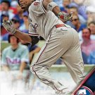Ryan Howard 2016 Topps #15 Philadelphia Phillies Baseball Card