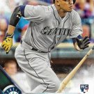 Ketel Marte 2016 Topps Rookie #73 Seattle Mariners Baseball Card