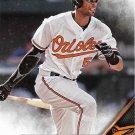 Henry Urrutia 2016 Topps #158 Baltimore Orioles Baseball Card
