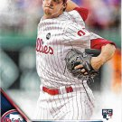 Aaron Nola 2016 Topps Rookie #133 Philadelphia Phillies Baseball Card