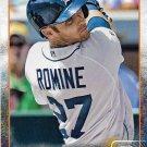 Andrew Romine 2015 Topps Update #US137 Detroit Tigers Baseball Card