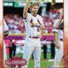 Michael Wacha 2015 Topps Update #US353 St. Louis Cardinals Baeball Card