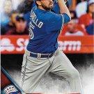 Chris Colabello 2016 Topps #214 Toronto Blue Jays Baseball Card