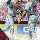 Freddie Freeman 2016 Topps #241 Atlanta Braves Baseball Card