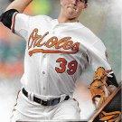 Kevin Gausman 2016 Topps #180 Baltimore Orioles Baseball Card