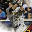 Jung Ho Kang 2016 Topps #54 Pittsburgh Pirates Baseball Card