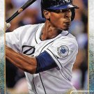 Melvin Upton Jr. 2015 Topps Update #US384 San Diego Padres Baseball Card