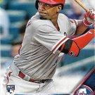 Darnell Sweeney 2016 Topps Rookie #157 Philadelphia Phillies Baseball Card
