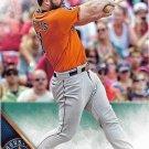 Evan Gattis 2016 Topps #278 Houston Astros Baseball Card