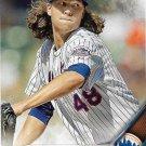 Jacob deGrom 2016 Topps #323 New York Mets Baseball Card