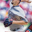 Jason Hammel 2016 Topps #153 Chicago Cubs Baseball Card