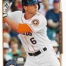 Jake Marisnick 2014 Topps Update #US46 Houston Astros Baseball Card