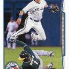 Steve Tolleson 2014 Topps Update #US47 Toronto Blue Jays Baseball Card