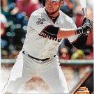 Gregor Blanco 2016 Topps #177 San Francisco Giants Baseball Card