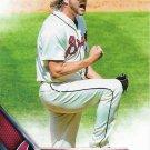 Jason Grilli 2016 Topps #347 Atlanta Braves Baseball Card