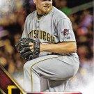 Mark Melancon 2016 Topps #336 Pittsburgh Pirates Baseball Card