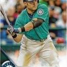 Jesus Montero 2016 Topps #55 Seattle Mariners Baseball Card