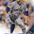 Oliver Perez 2016 Topps #143 Houston Astros Baseball Card