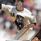 Chris Heston 2016 Topps #267 San Francisco Giants Baseball Card