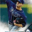 Jake Odorizzi 2016 Topps #316 Tampa Bay Rays Baseball Card