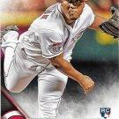 Keyvius Sampson 2016 Topps Rookie #333 Cincinnati Reds Baseball Card