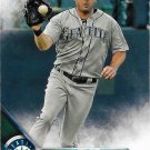 Seth Smith 2016 Topps #348 Seattle Mariners Baseball Card