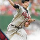 Matt Wisler 2016 Topps #242 Atlanta Braves Baseball Card