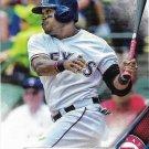 Delino DeShields Jr. 2016 Topps #19 Texas Rangers Baseball Card