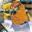 Billy Butler 2016 Topps #17 Oakland Athletics Baseball Card