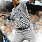 Alcides Escobar 2016 Topps #287 Kansas City Royals Baseball Card