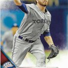 Drew Hutchison 2016 Topps #343 Toronto Blue Jays Baseball Card
