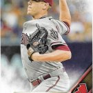 Jeremy Hellickson 2016 Topps #104 Arizona Diamondbacks Baseball Card