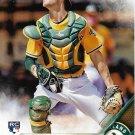 Carson Blair 2016 Topps Rookie #352 Oakland Athletics Baseball Card