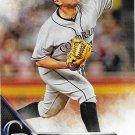 Jorge De La Rosa 2016 Topps #87 Colorado Rockies Baseball Card