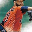 Dallas Keuchel 2016 Topps #550 Houston Astros Baseball Card