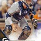 Austin Hedges 2016 Topps #502 San Diego Padres Baseball Card