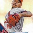 Carlos Martinez 2016 Topps #678 St. Louis Cardinals Baseball Card