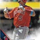 Albert Pujols 2016 Topps #500 Los Angeles Angels Baseball Card